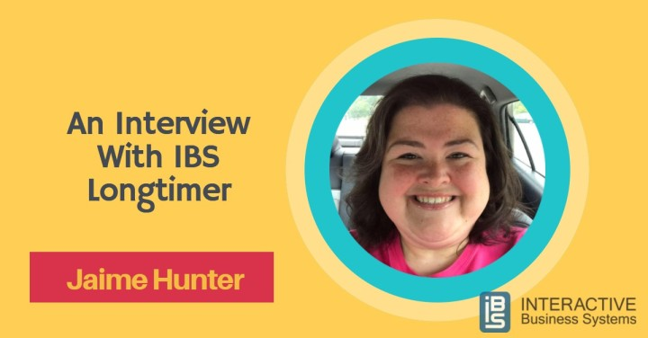 The IBS Longtimers: An Interview with Jaime Hunter